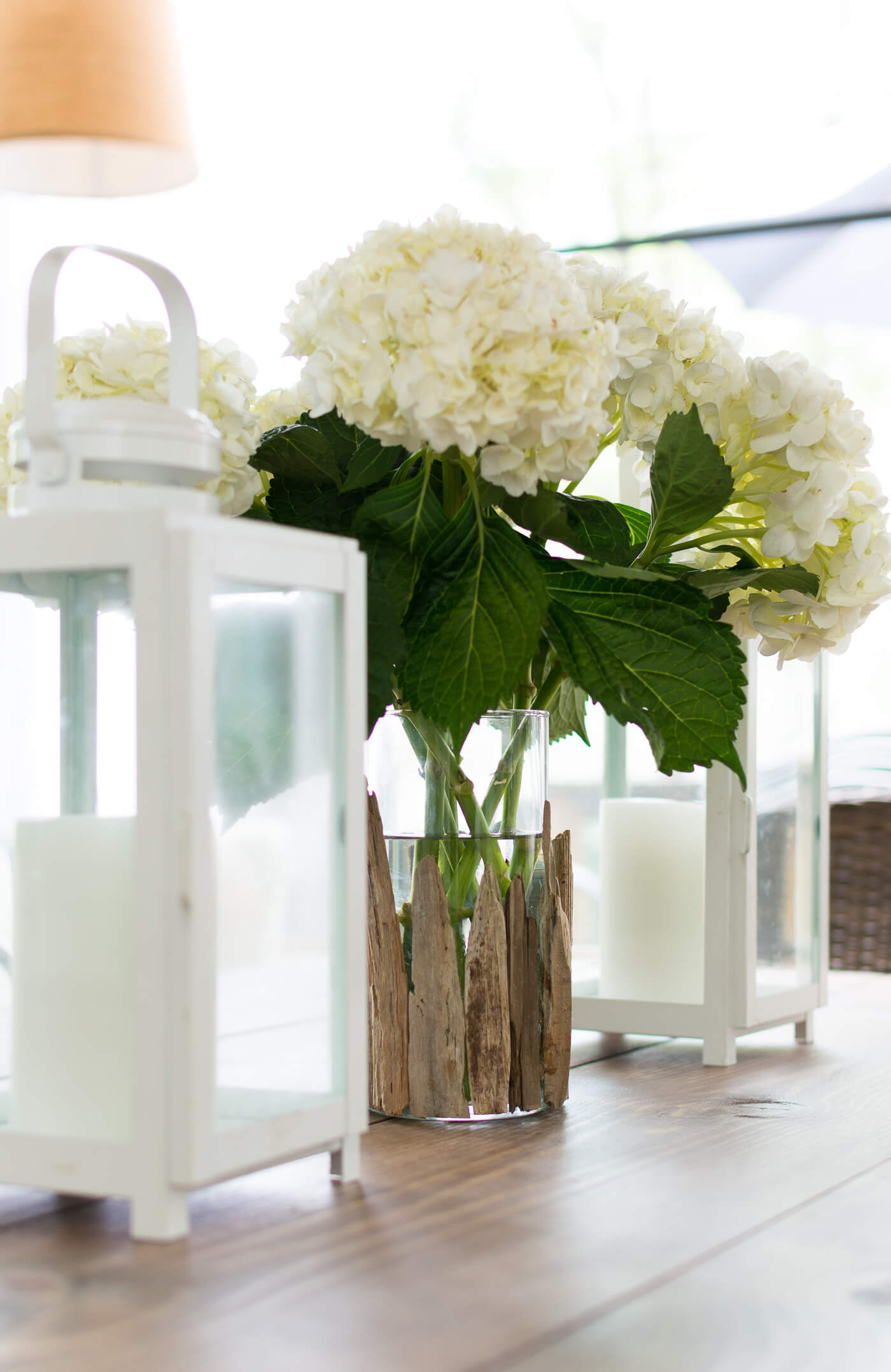 10 Minute DIY Driftwood Vase Project
