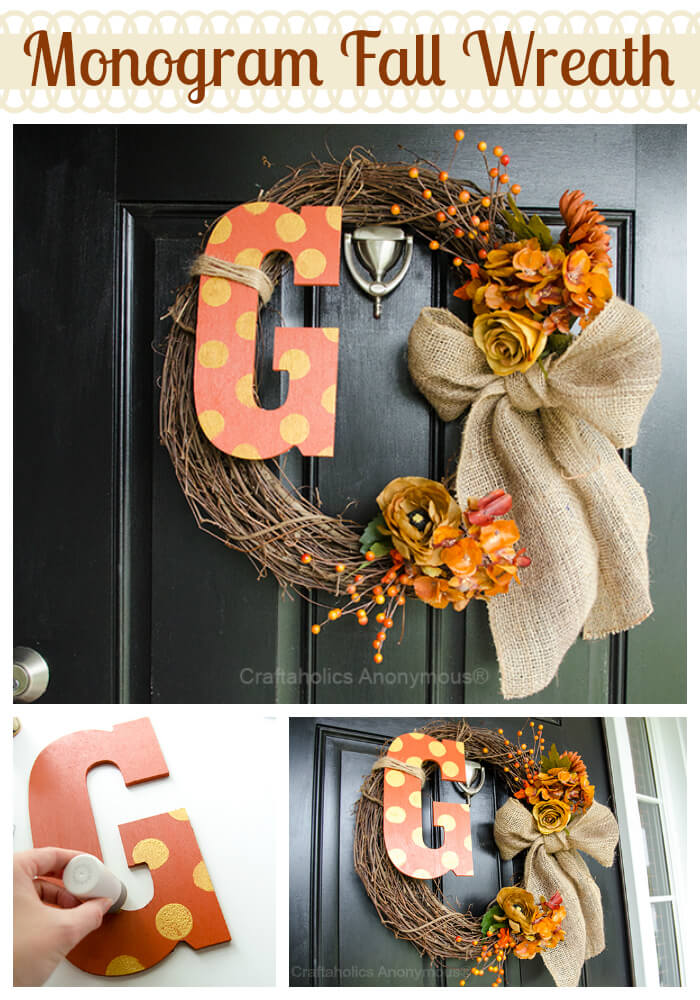 Make it Personal with a Monogram