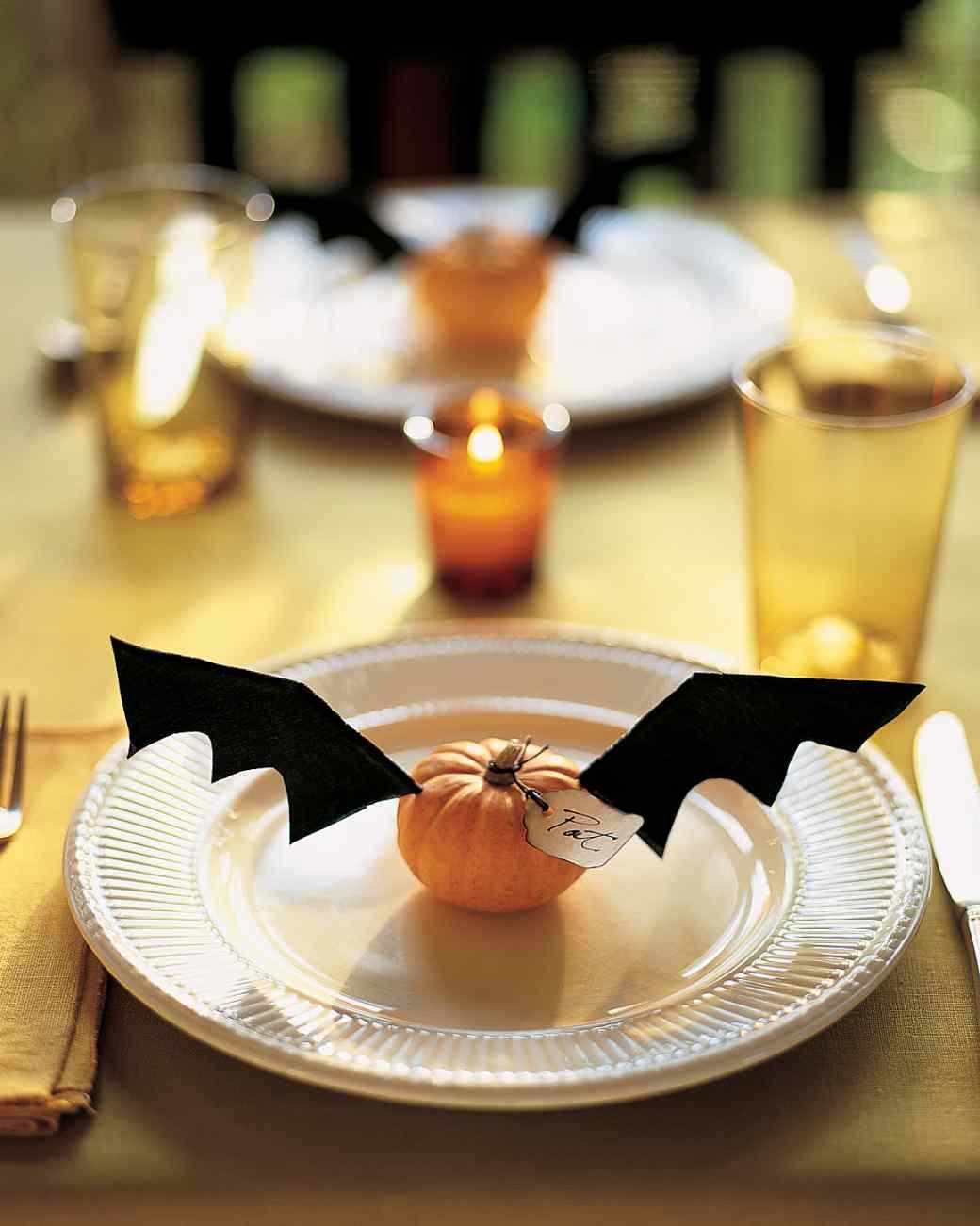 Flying Pumpkins