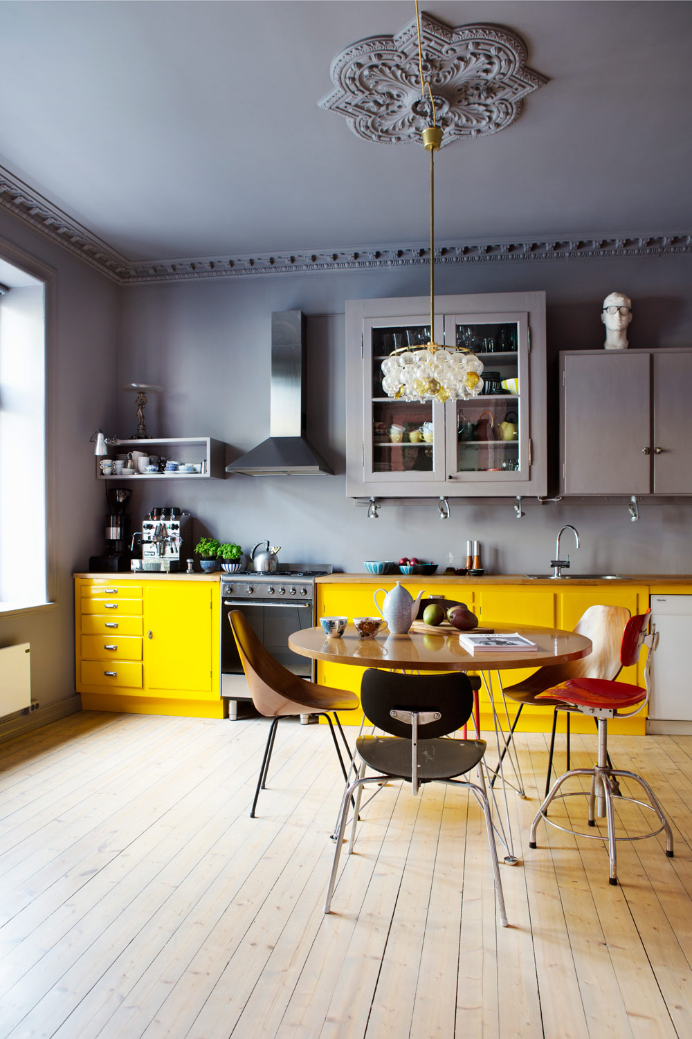 Bright Colors Add Great Impact