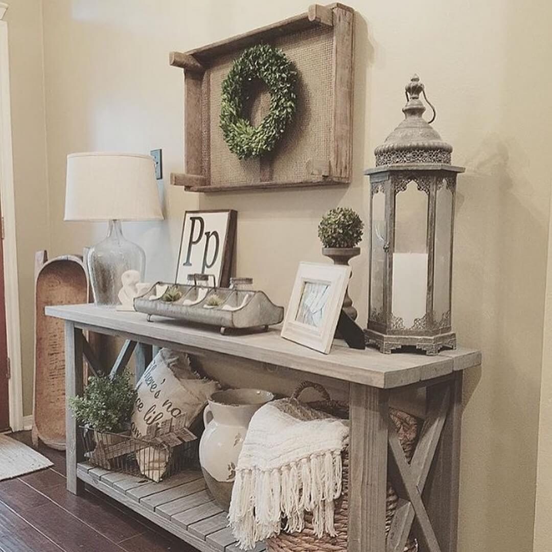 41 Gorgeous Rustic Home Decor Ideas To Make Your Home Unforgettable Rina Watt Blogger Home Decor Diy And Recipes