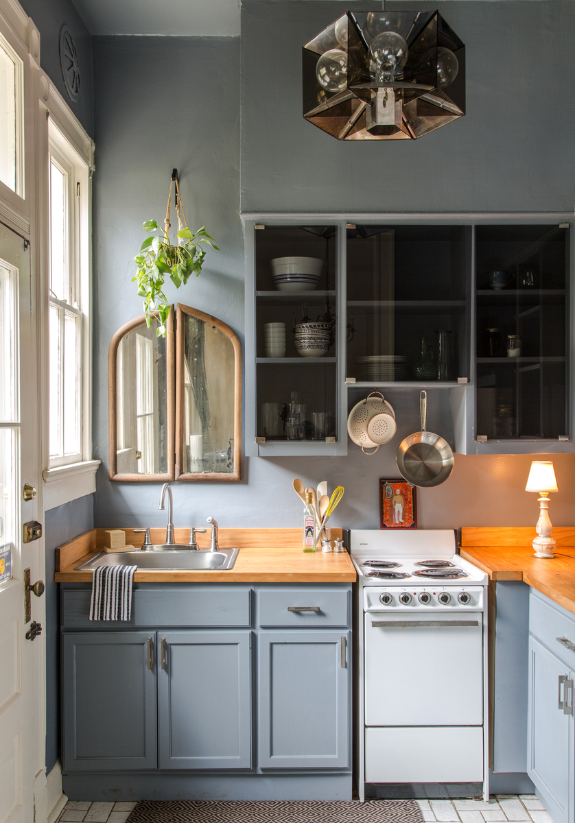 Find Serenity With Muted Blues