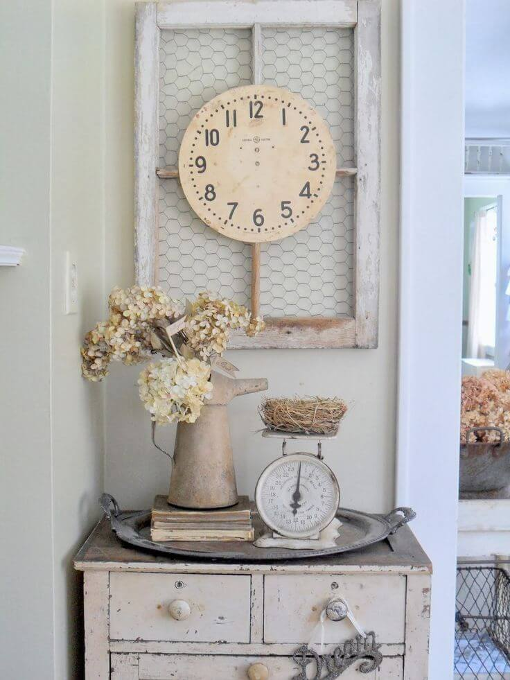 A Cluster of Country Store Décor