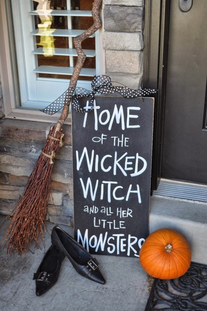 The Wicked Witch Is Home