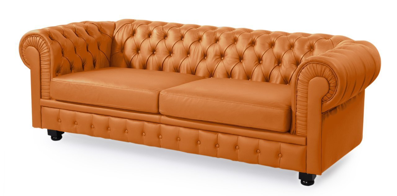Kardiel Chesterfield Style Modern Classic Sofa