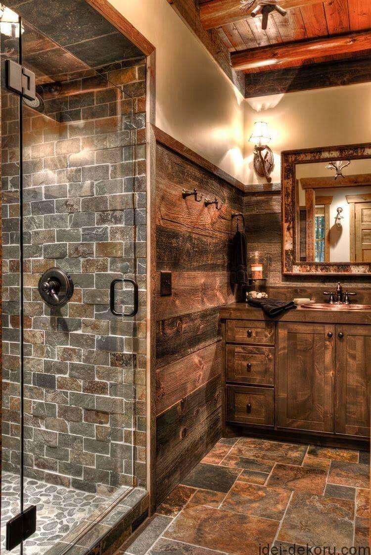 Scandinavian Lodge Stone and Hearth Tiles
