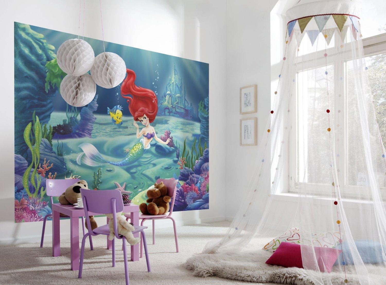 Ariel Under the Sea Escape Disney Room Decor