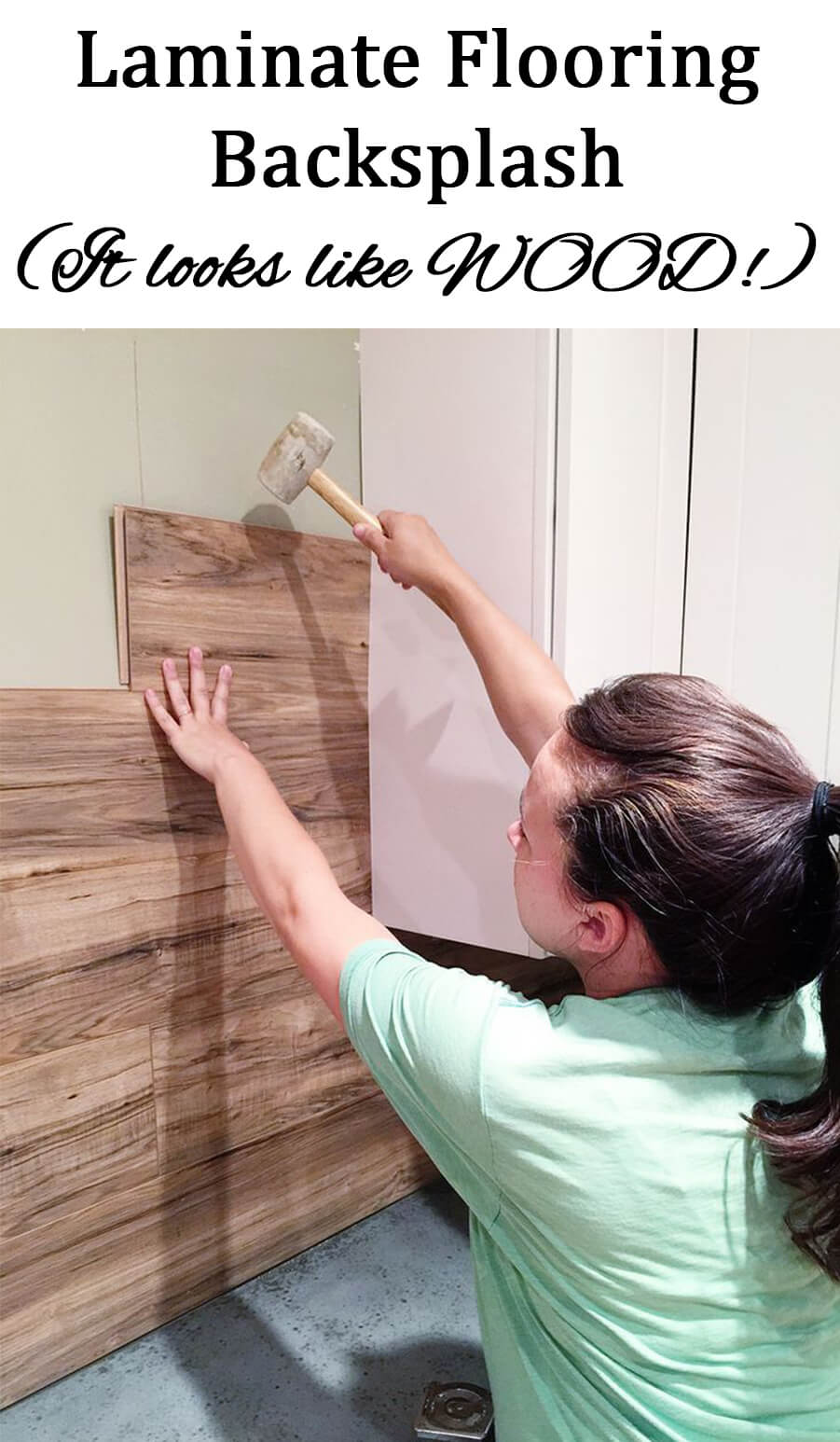 Rethink Laminate Wood for the Kitchen