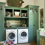 03-french-country-meets-modern-appliance-laundry-room-ideas-homebnc