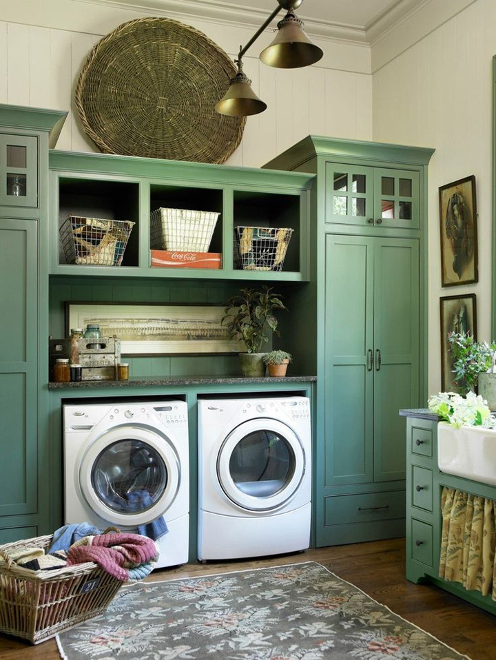 French Country Meets Modern Appliance
