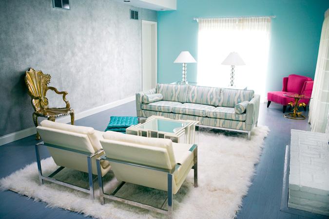 Living Room Interior Decor