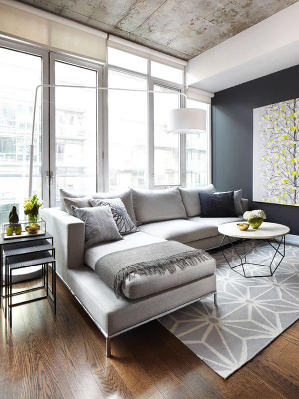Neutral Colors to Brighten your Living Room