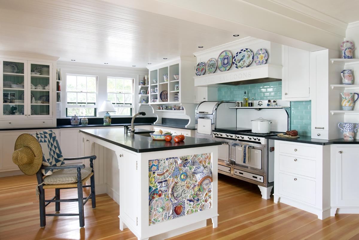 Picasso Kitchen Island
