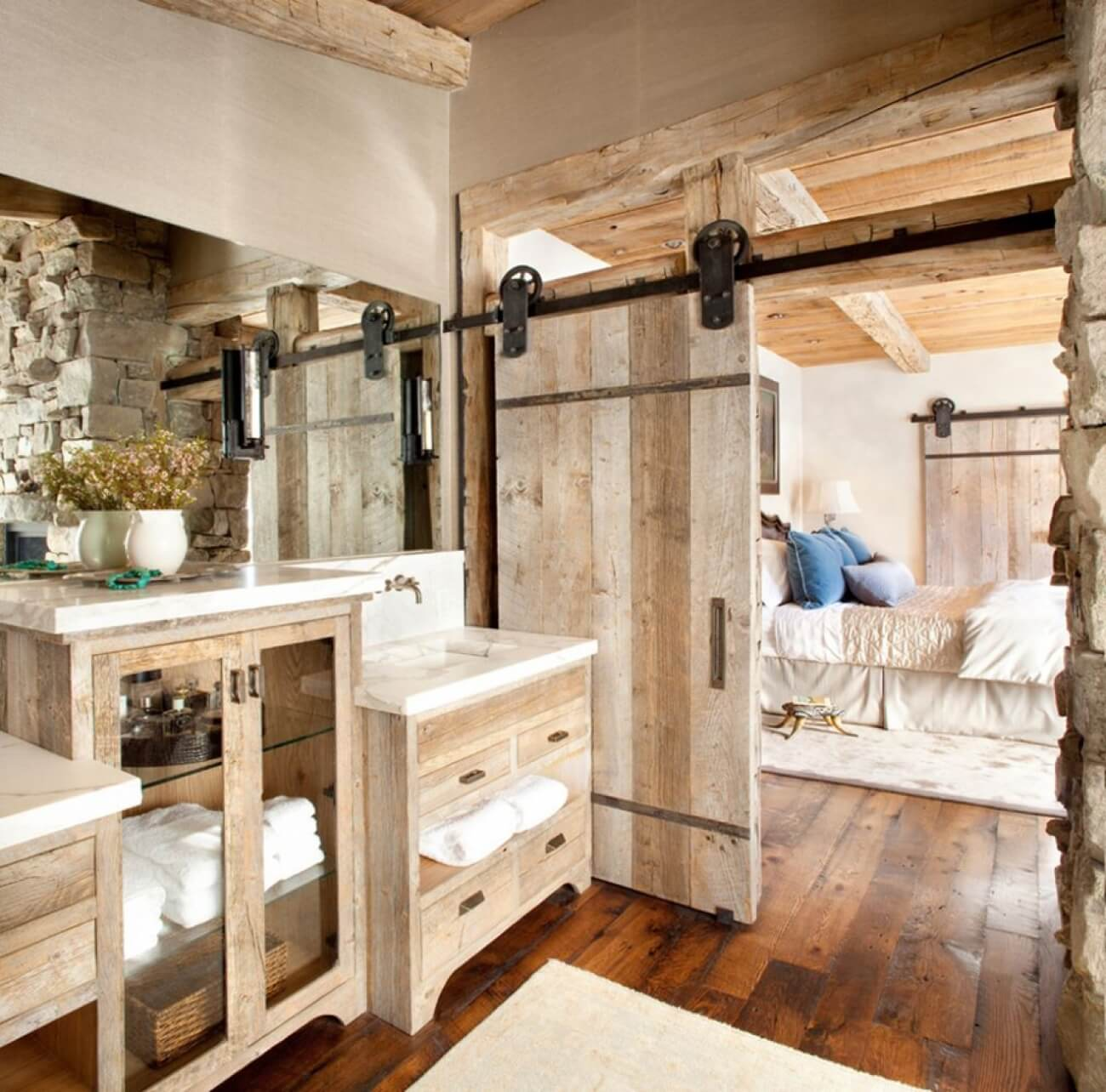 Breath of Fresh Air Master Bath Design