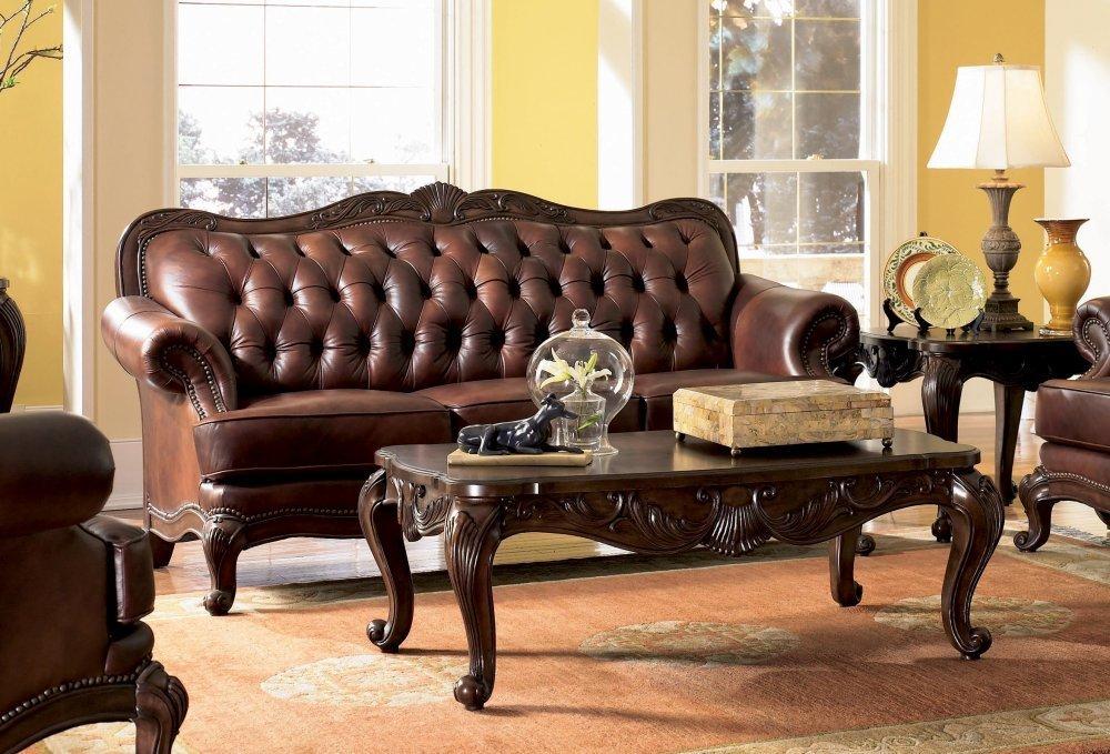 Victoria Chesterfield Sofa
