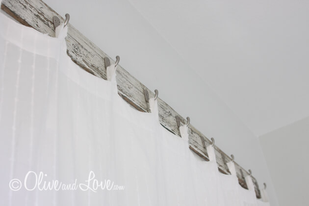 Repurposed Object Curtains for a Simple Solution