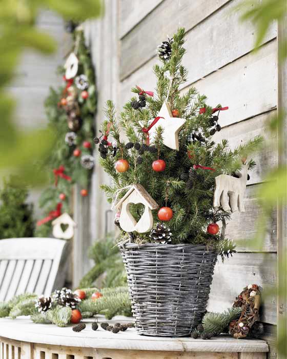 Festive Floral Arrangements