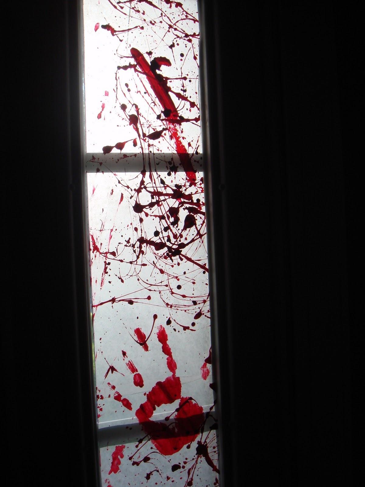 Blood Splatter Galore