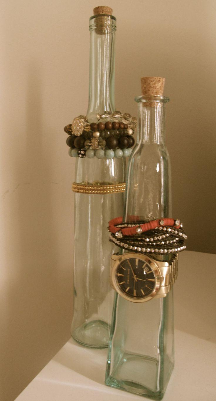 Instant Bottle Bracelet, Bangle and Watch Holder