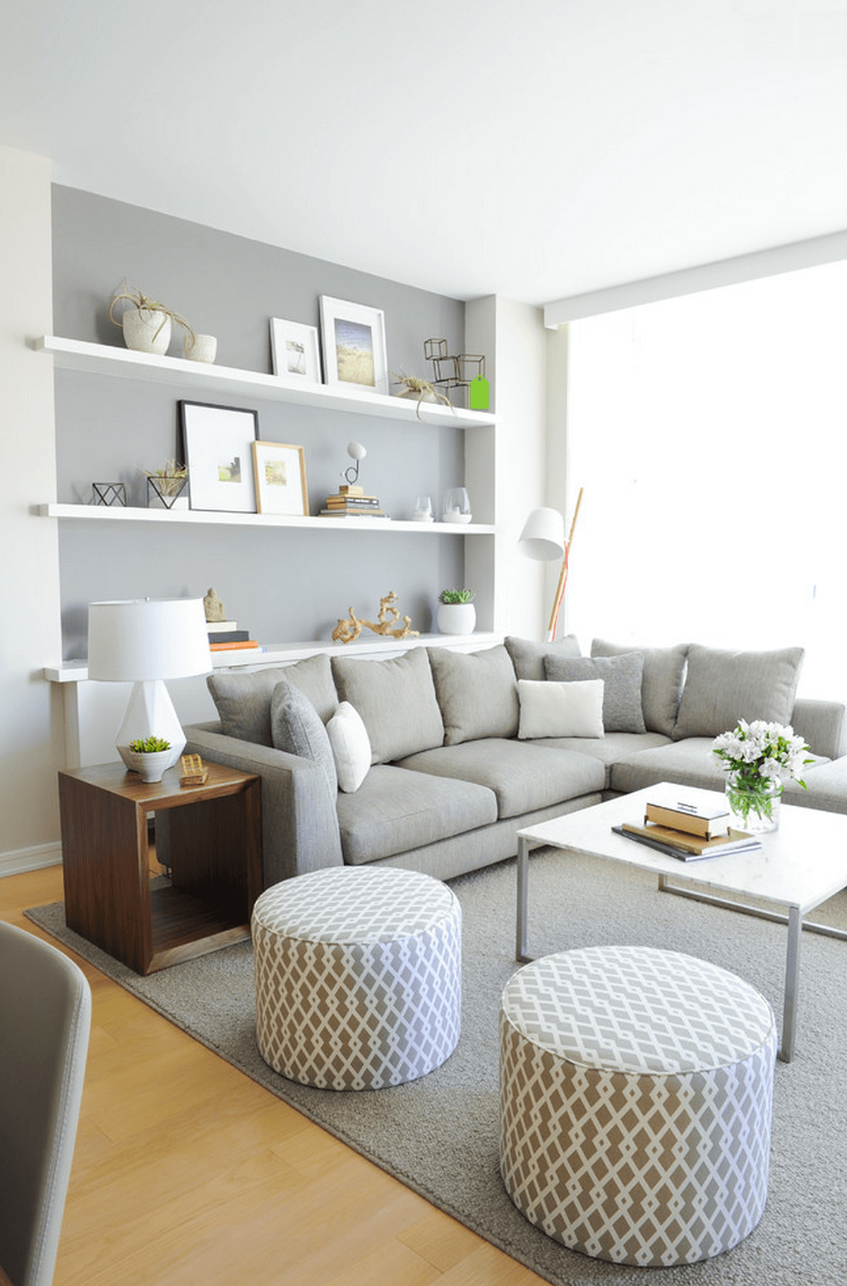 Cozy Minimalist Modern Living Room Decorating Ideas