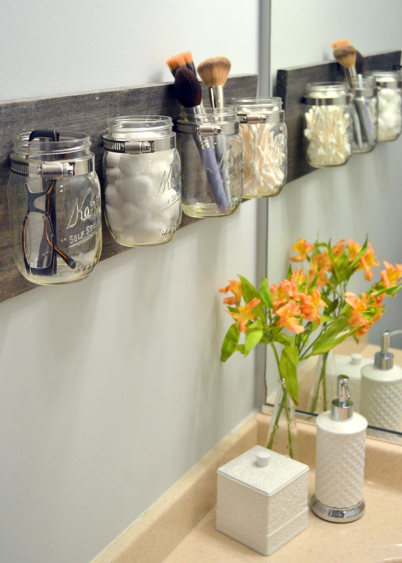 Bathroom Storage Ideas
