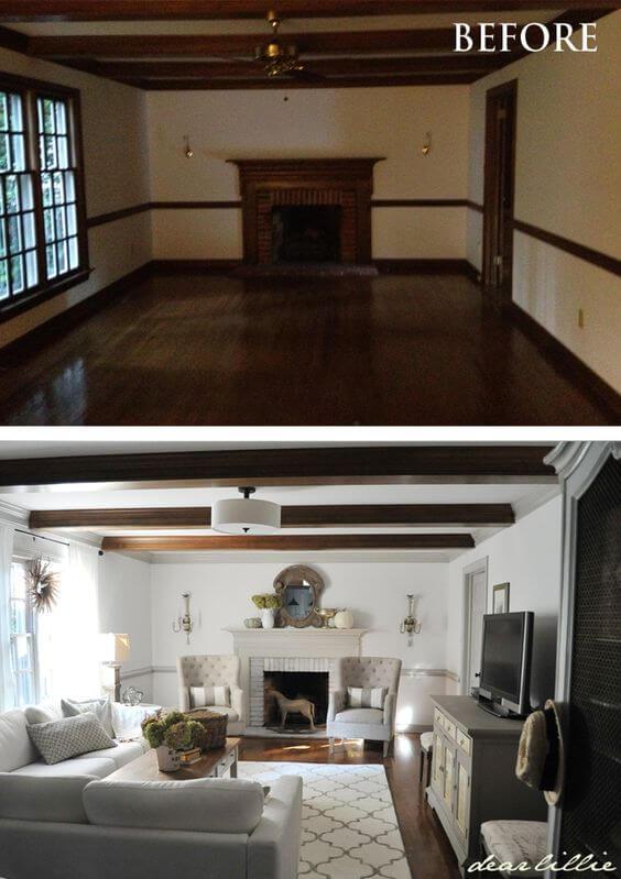 Freshen Up a Formal Living Room