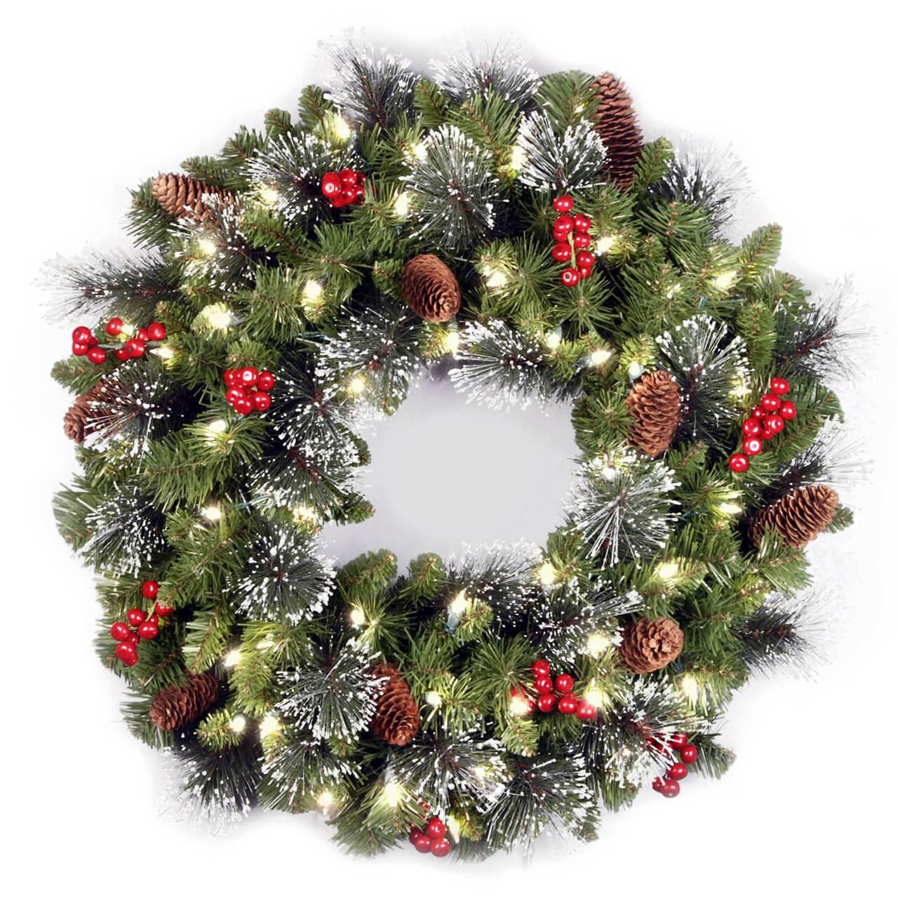 A Really Resplendent Wreath