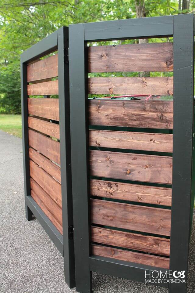 Wooden Do it Yourself Fences