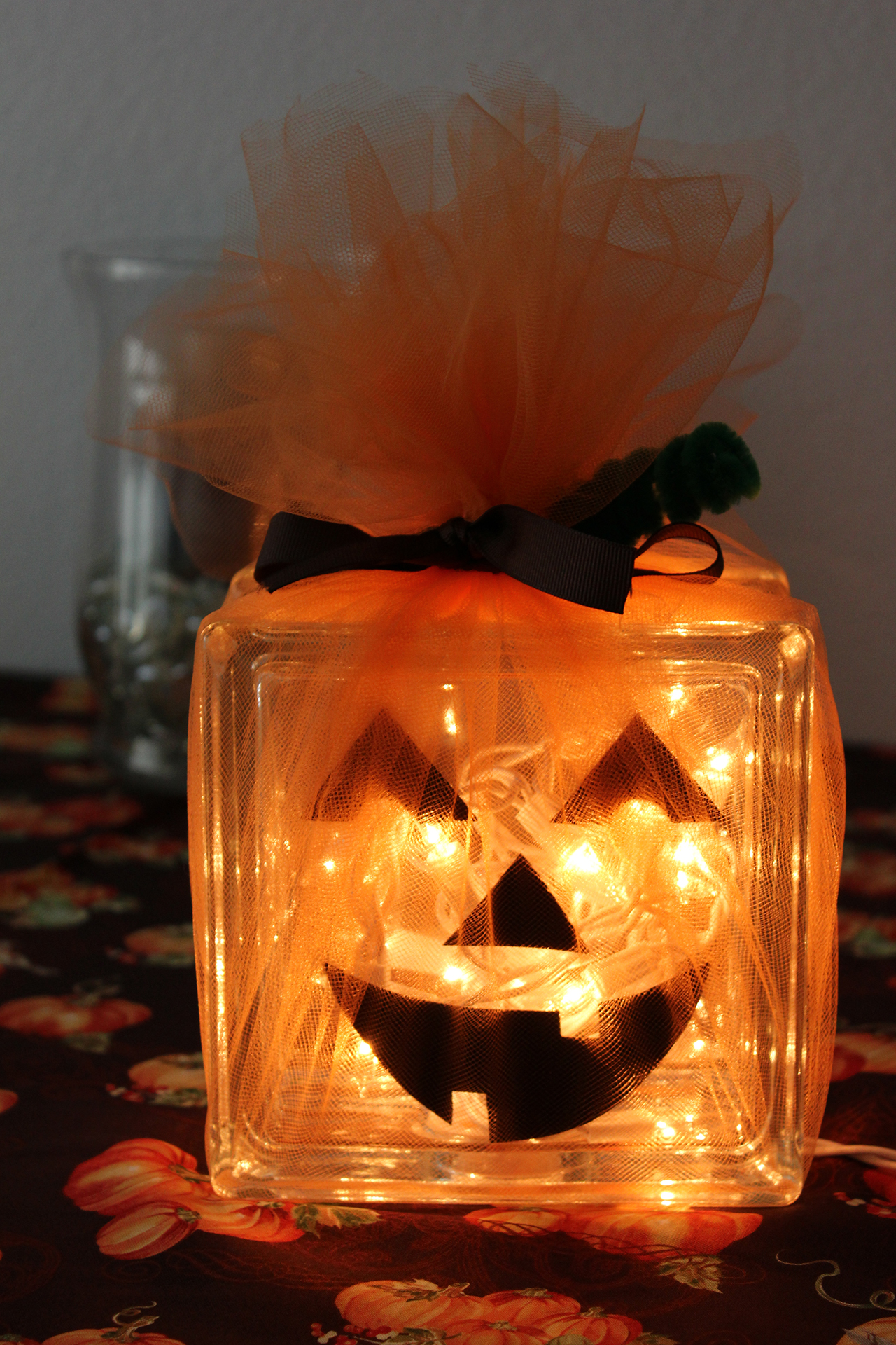 Glass Pumpkins Still Shine Bright