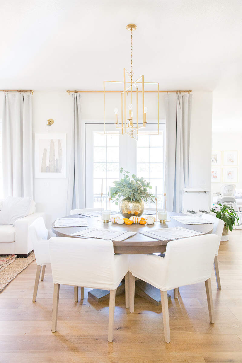 Light and Easy Charming Centerpiece