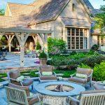 06-classic-garden-pit-design-outdoor-idea-for-fireplace-homebnc