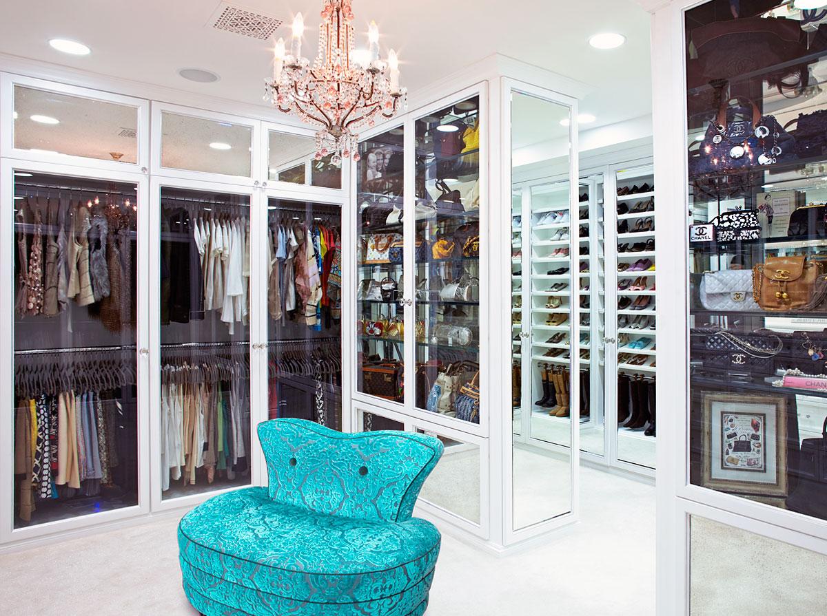 Refined Closet Elegance