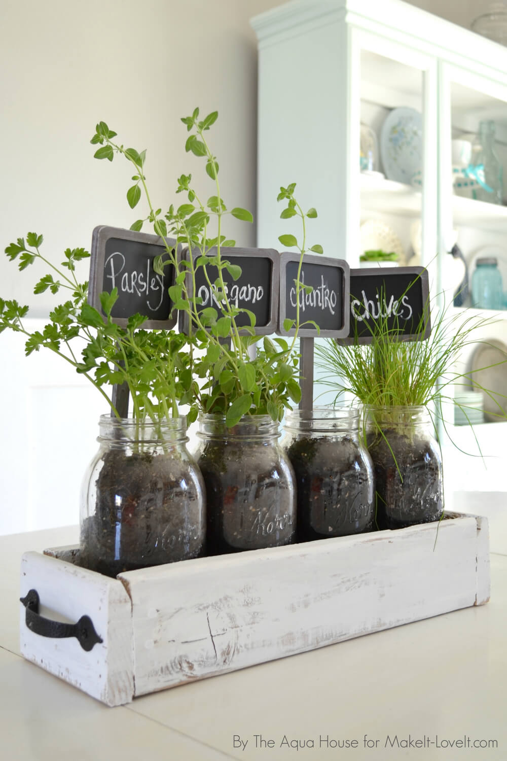 A Herb Garden that's Attractive and Functional