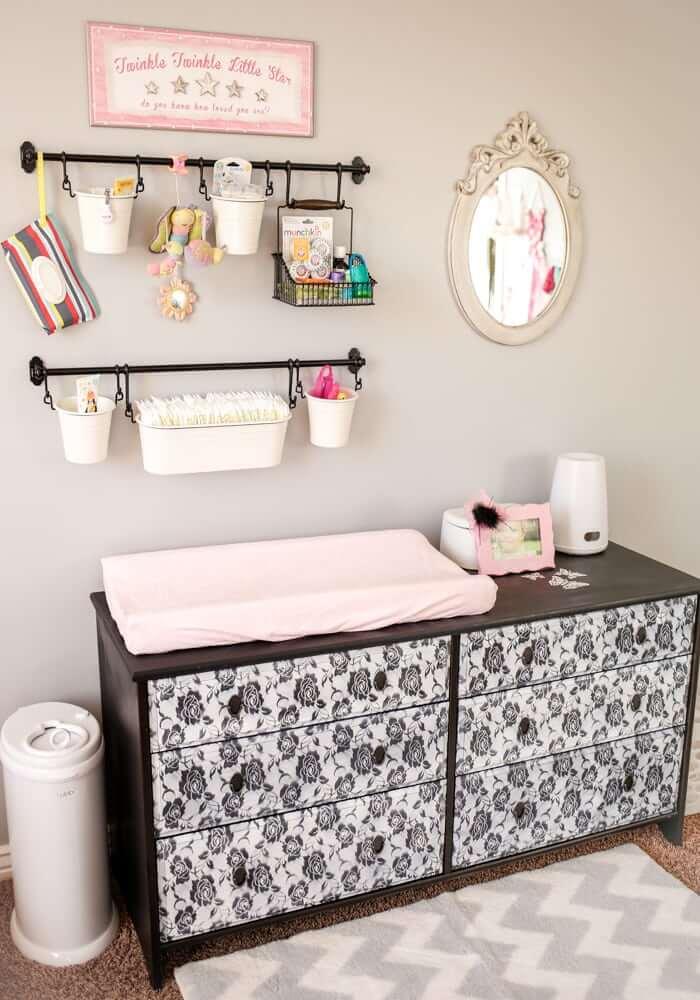 Make Diaper Changing a Stylish Affair