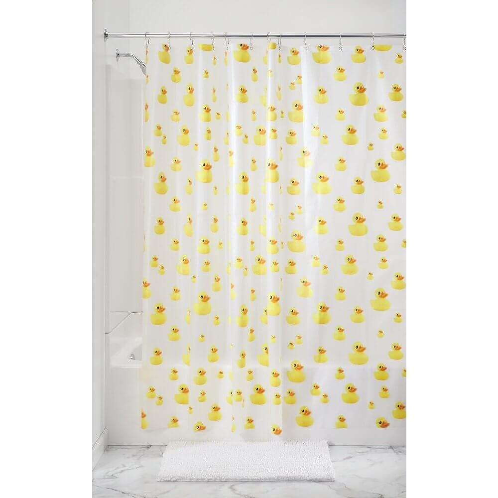 Rubber Duckie Kid's Curtain