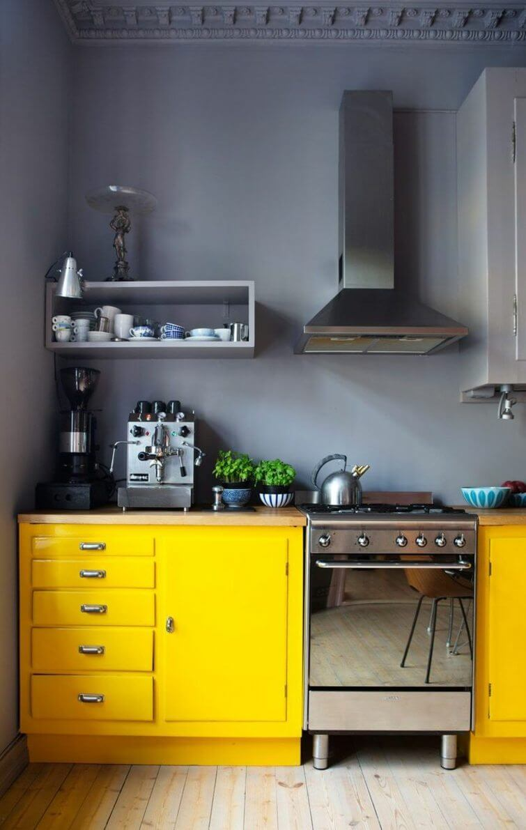 Fun Yellow is Pretty and Playful