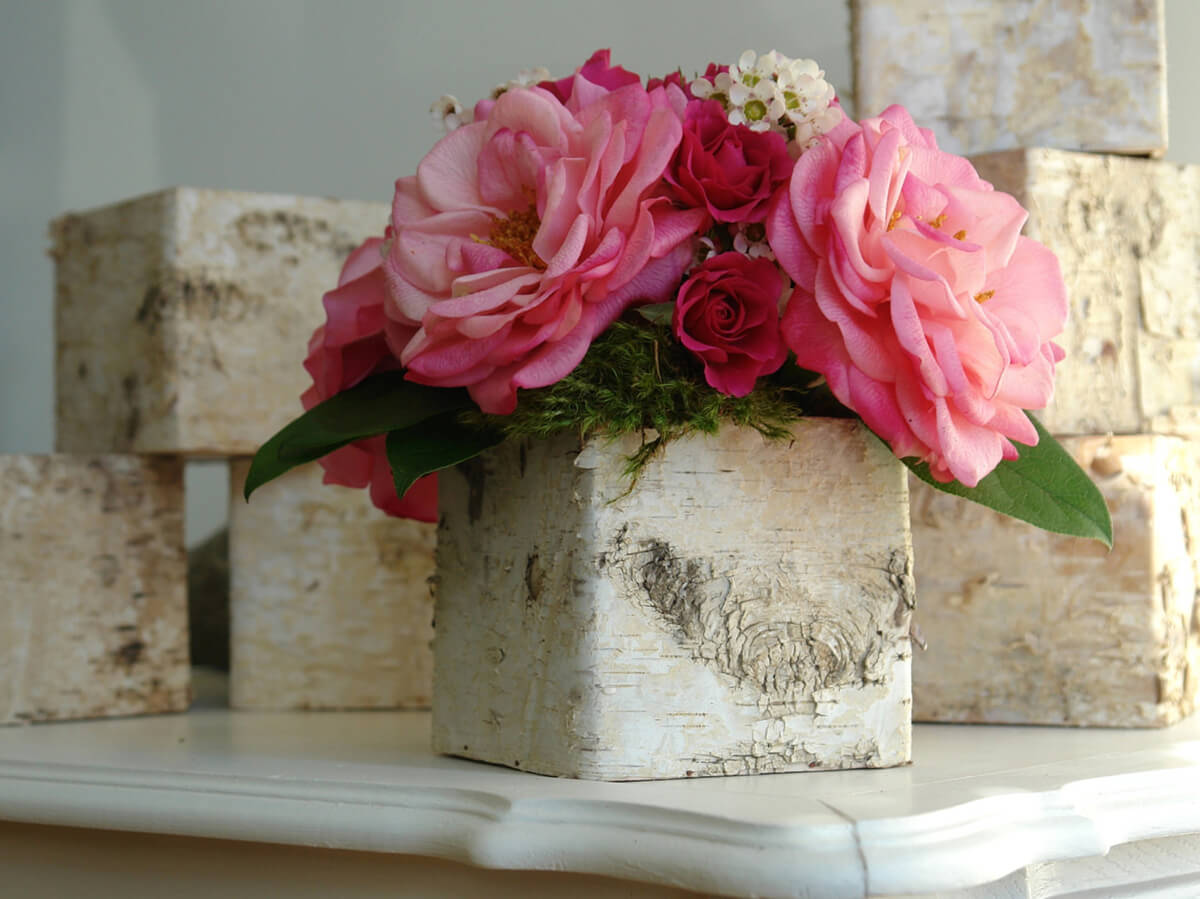 A Simple Country-Inspired Floral Design