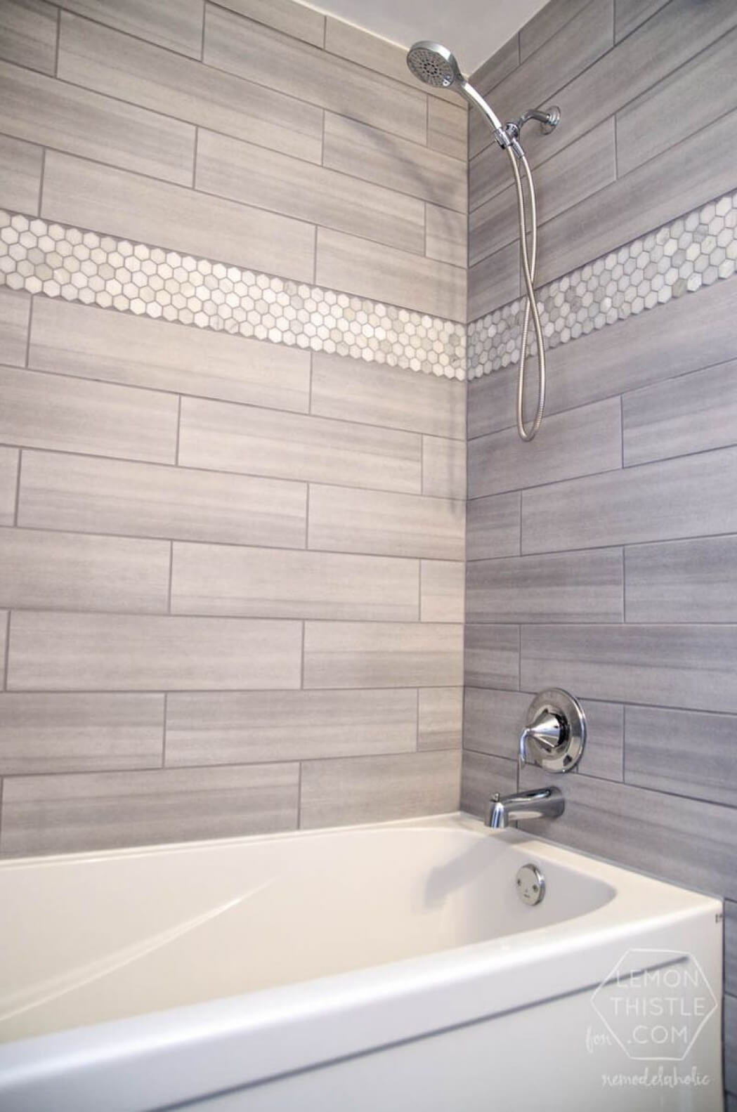 Lapland Pearl Two-Tone Tile Pattern