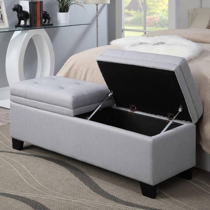 Well Hidden Box Seat Storage