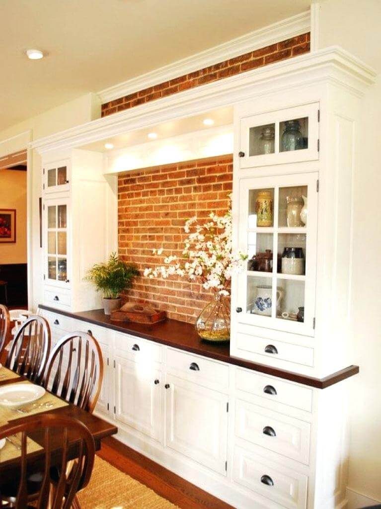 Make the Most of Exposed Brick