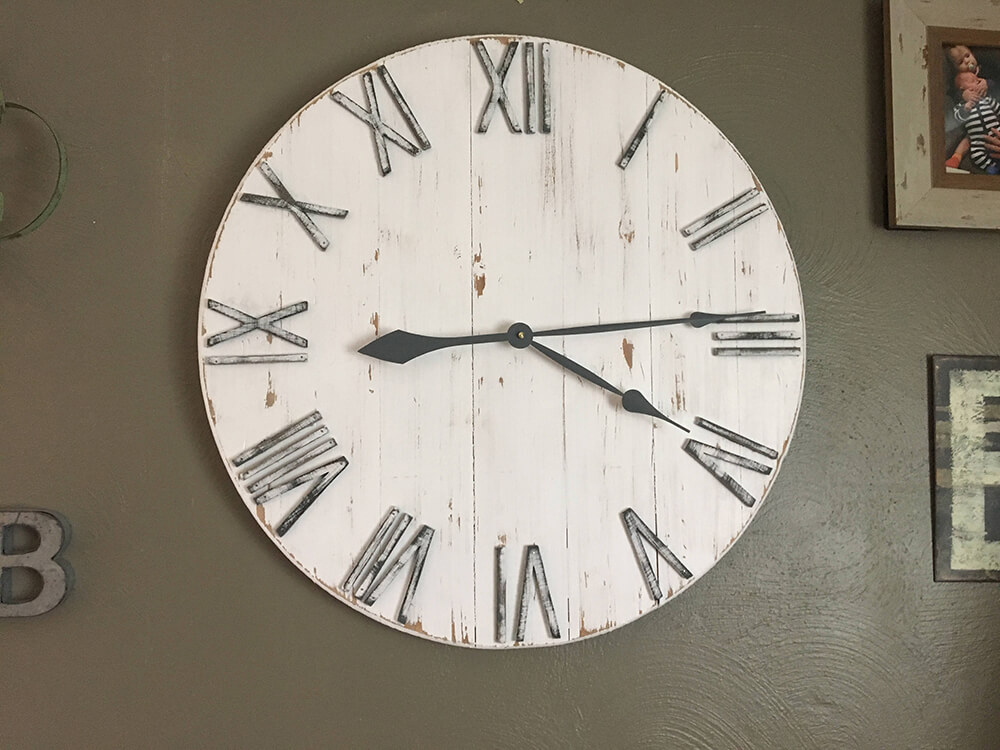 Clocks Aren't Just to Tell Time Anymore