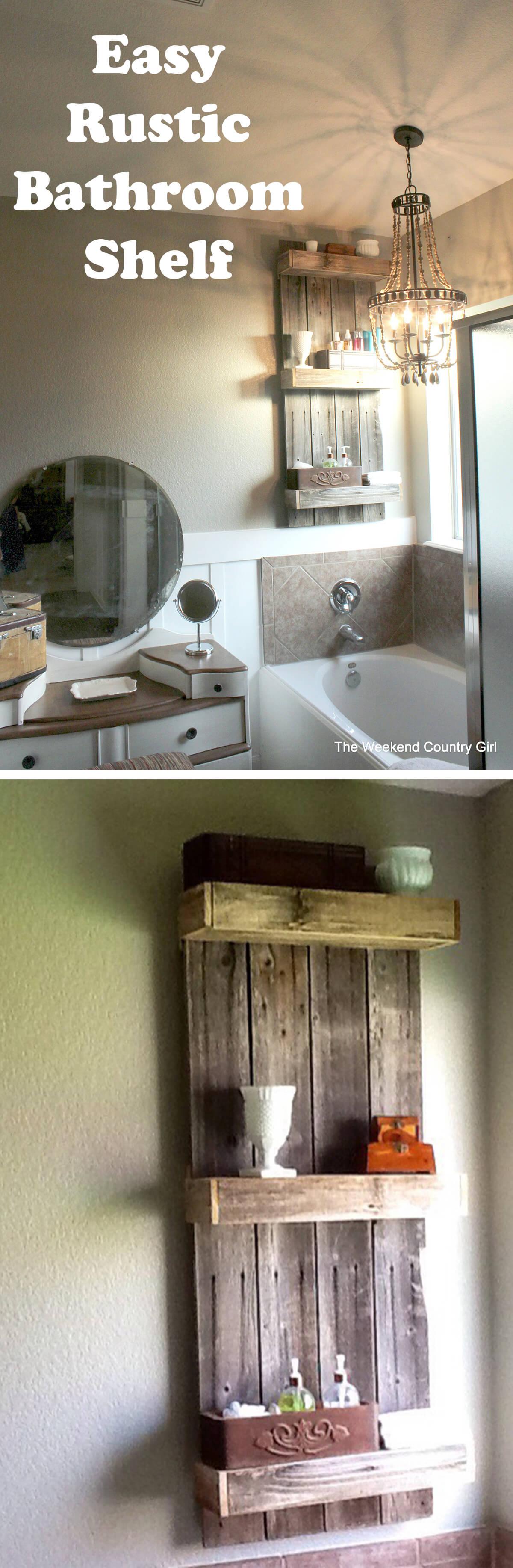 Prairie Home Companion Hanging Shelf