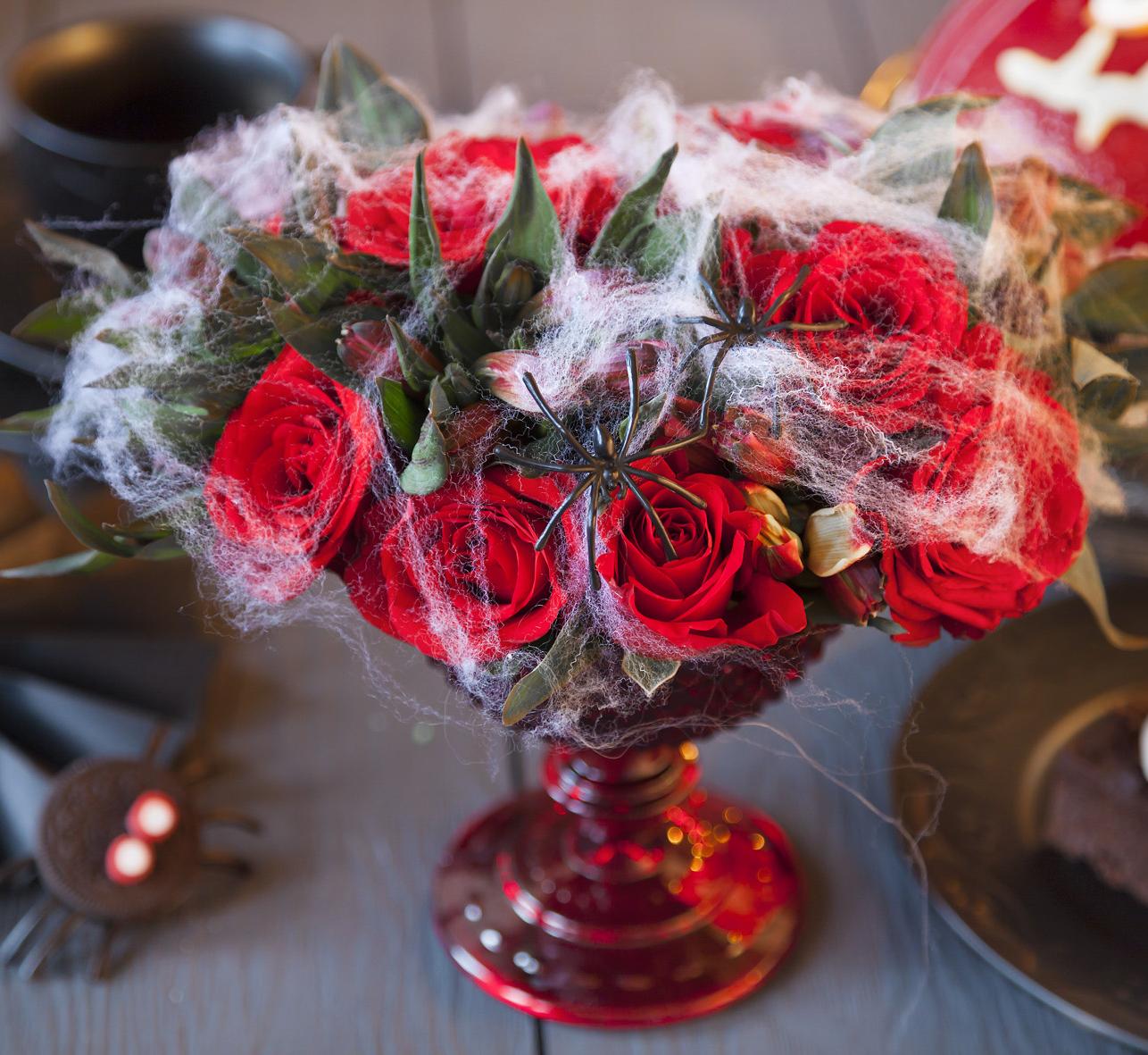 Roses and Cobwebs