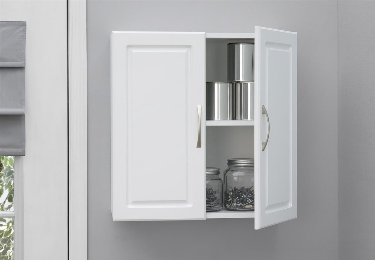 SystemBuild Kendall Wall Cabinet