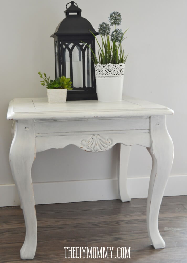 Give a Side Table a Makeover