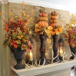 10-fall-mantel-decorating-ideas-homebnc