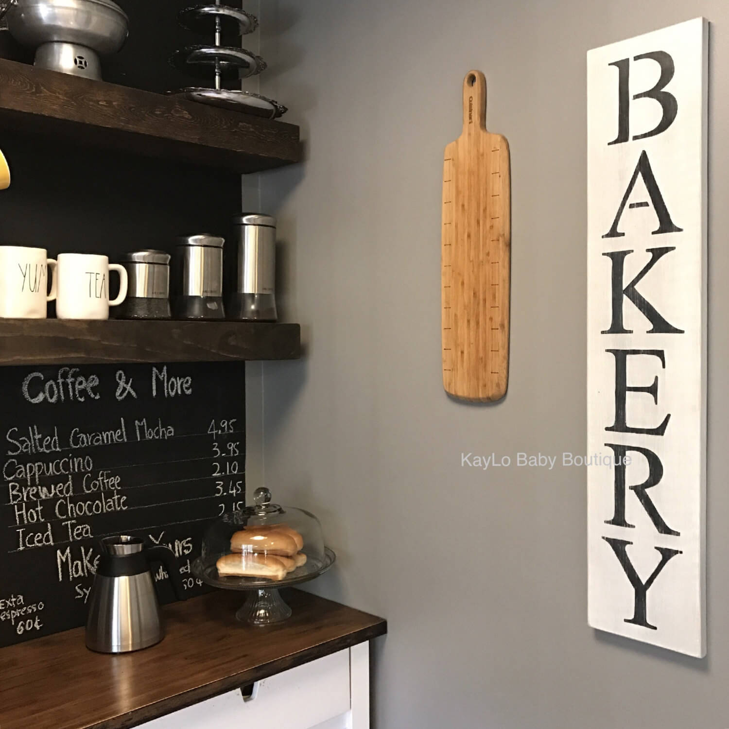 A Coffee Shop in Your Kitchen
