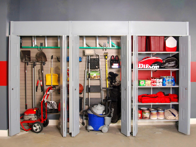 High Efficiency Storage Closet Orientation