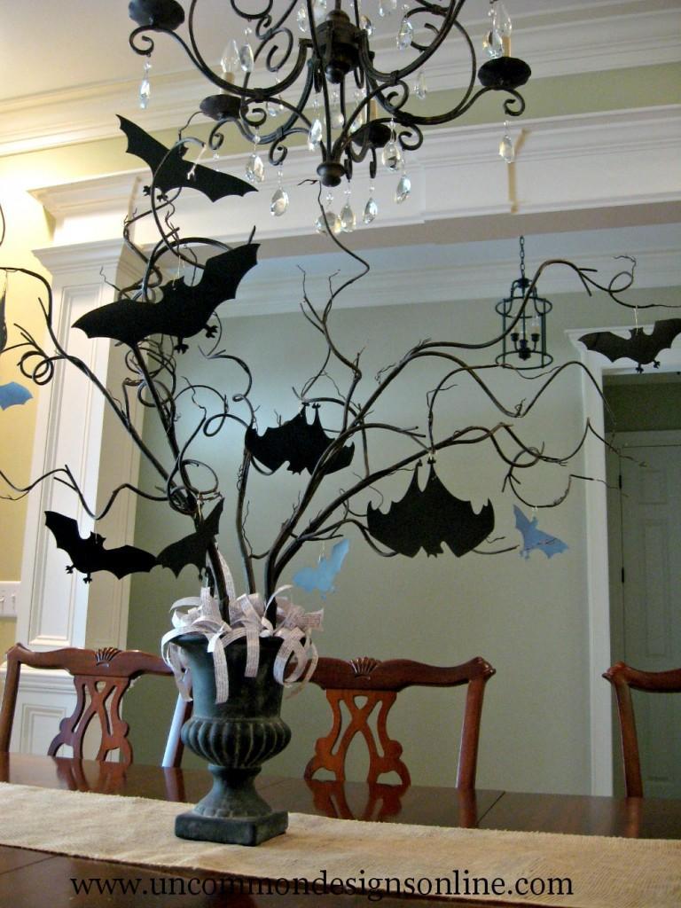 Tim Burton Inspired Centerpiece