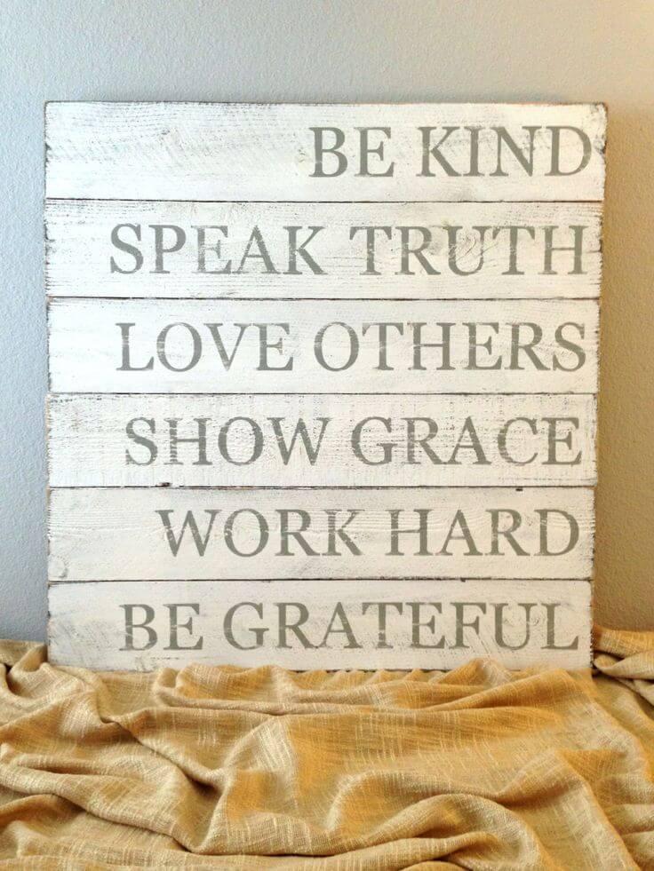 An Attitude of Gratitude Checklist